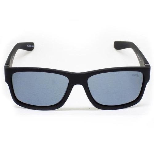 03fbf5632 Óculos De Sol Masculino Cannes 9085 T 57 C Preto Polarizado - R$ 161 ...