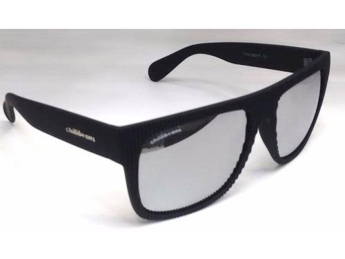 e4b7a359f3dac Óculos De Sol Masculino Chillibeans Preto Proteção Uv400 - R  69,99 ...