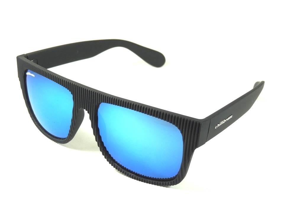 8c5f28382 Óculos De Sol Masculino Chillibeans Uv400 Azul Frete Grátis - R$ 89,90 em  Mercado Livre