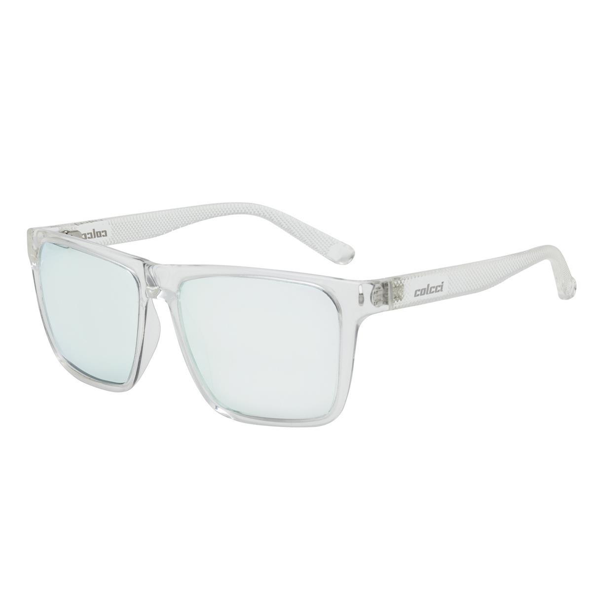 9bf493dad5afa Oculos De Sol Masculino Colcci C0062d8980 Paul Lente Prata - R  259,90 em