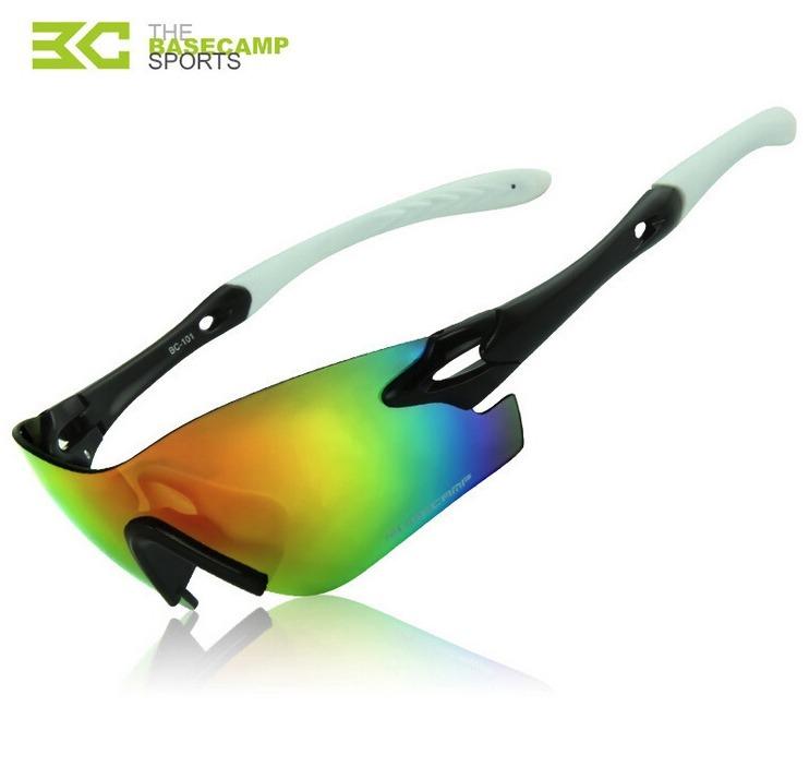 Óculos De Sol Masculino Corrida Trilha Proteção Uva E Uvb !! - R ... cd5c824dda