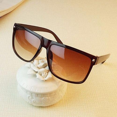 Oculos De Sol Masculino E Feminino Lentes Degrade - R  40,00 em ... 3f63c97f93