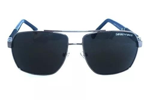 Oculos De Sol Masculino Ea3071 Armani Premium Lente Uv400 - R  70,00 ... 2c294fe008