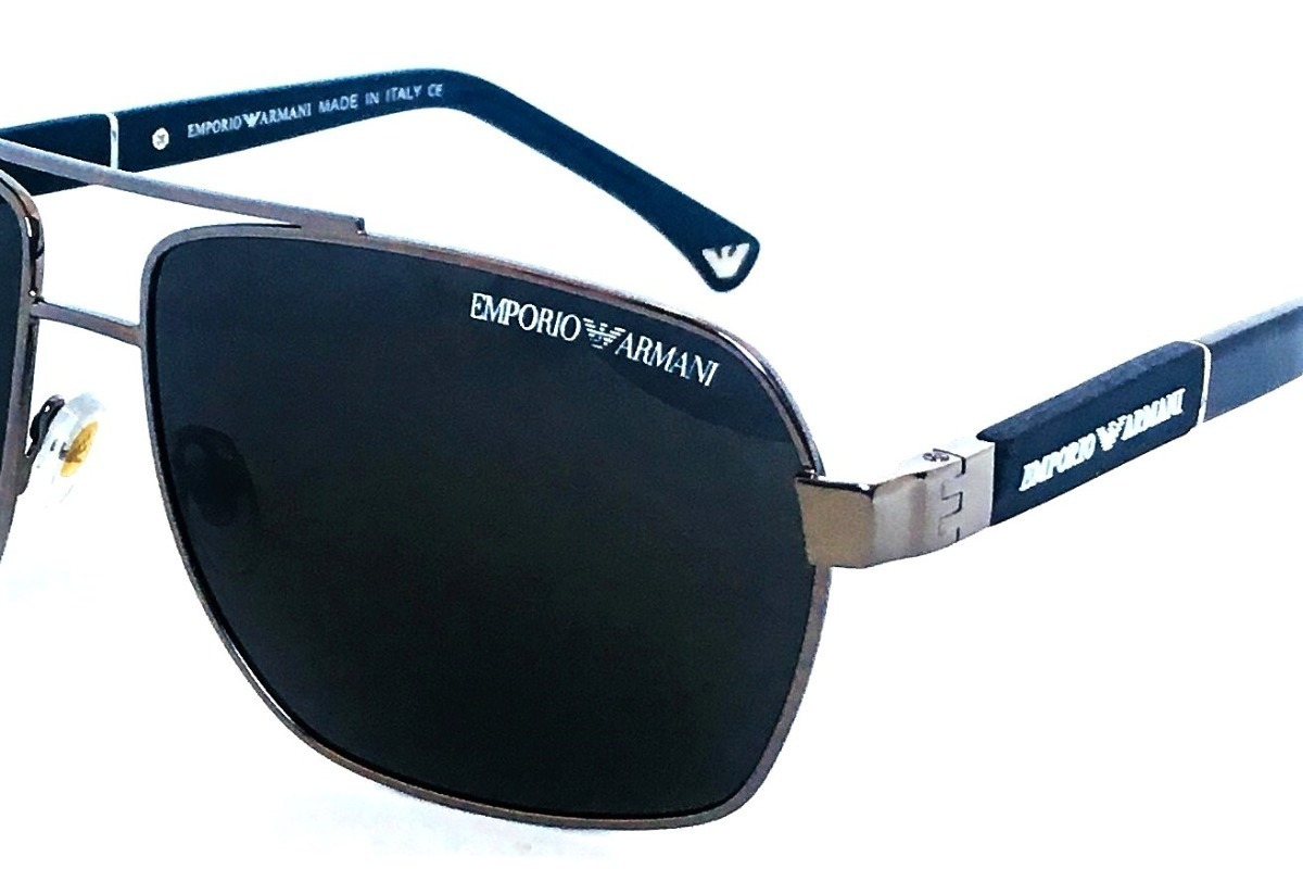 a6d6186136840 Oculos De Sol Masculino Ea3071 Armani Premium Lente Uv400 - R  139 ...