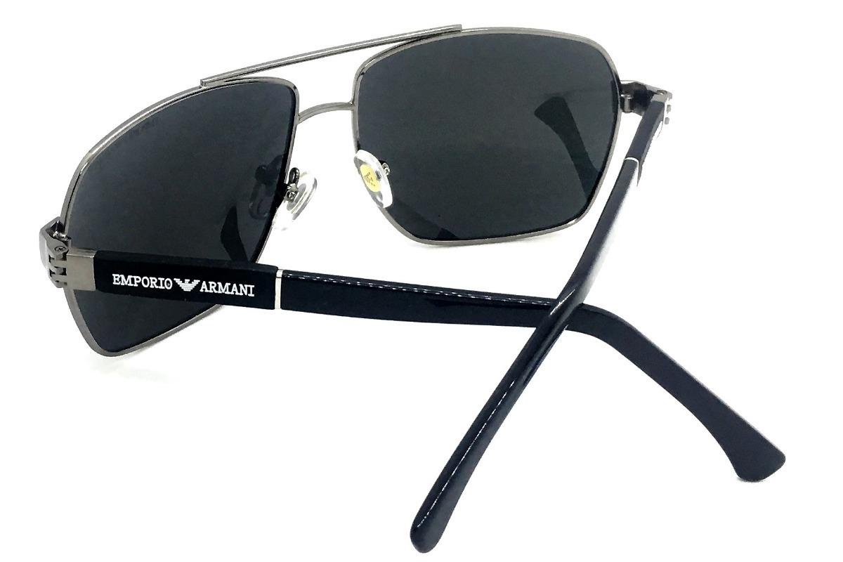 oculos de sol masculino ea3071 armani premium lente uv400. Carregando zoom. 8e7e07f374
