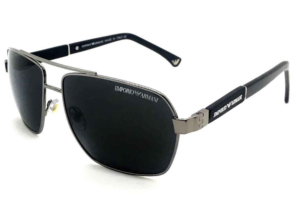 oculos de sol masculino ea3071 armani premium lente uv400. Carregando zoom. 6ff67bb60c