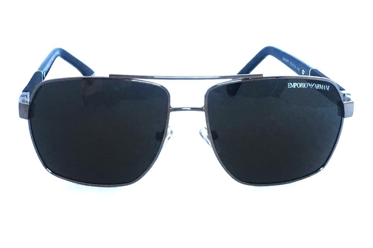 Oculos De Sol Masculino Ea3071 Degradê Premium - R  129,00 em ... 16b6014591