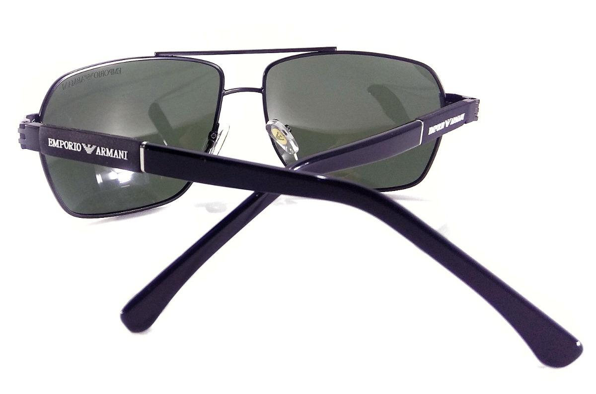 oculos de sol masculino ea3074 armani premium lente uv400. Carregando zoom. 76577e8416