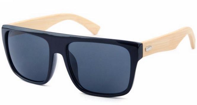Óculos De Sol Masculino Em Madeira Com Uv400 Alta Qualidade - R  69 ... 604583f9b8
