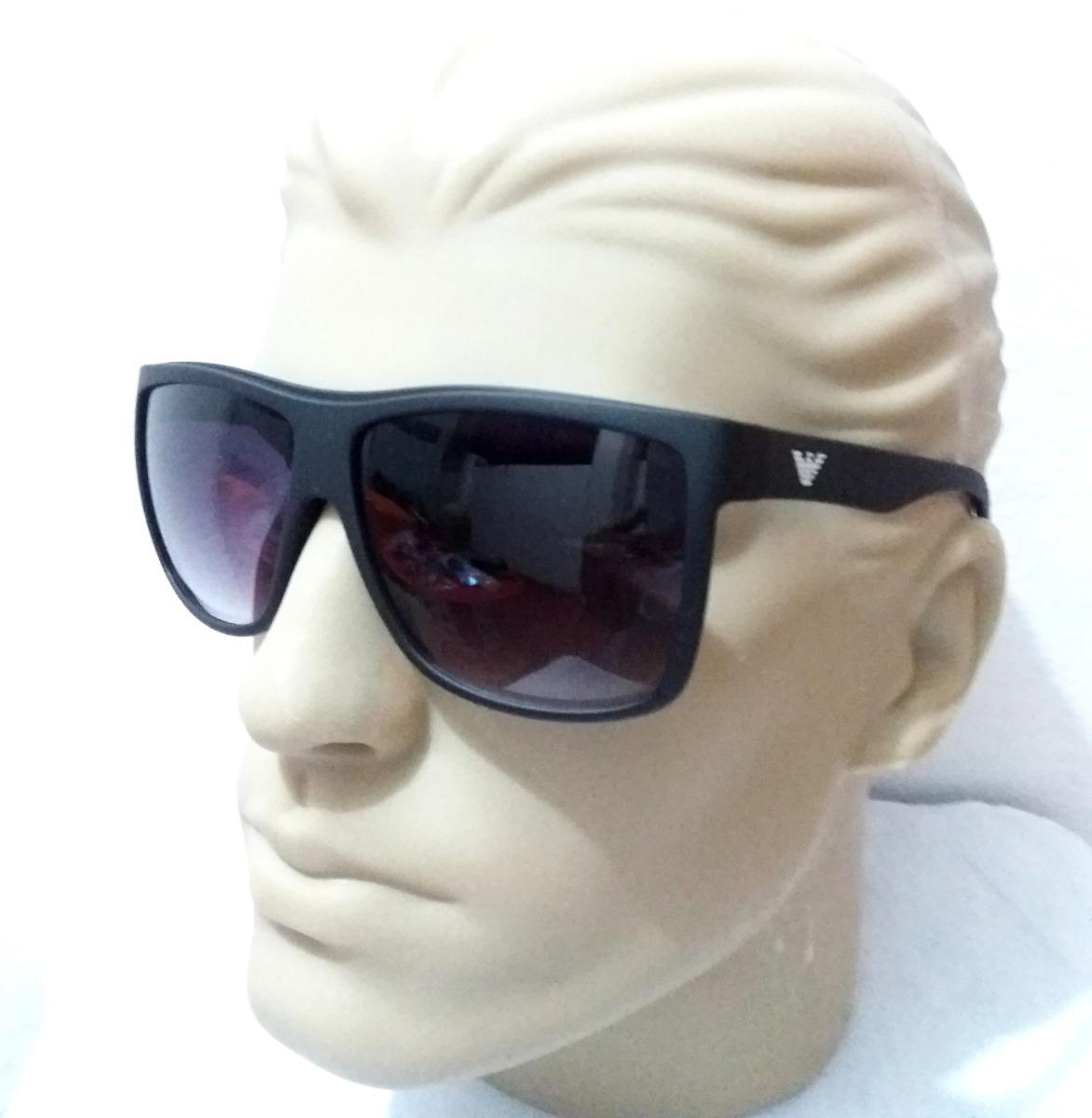 óculos de sol masculino emporio armani preto frete grátis. Carregando zoom. 8e2ca61081