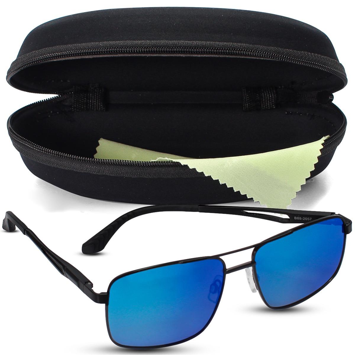 195c9476aeea9 oculos de sol masculino esportivo lente polarizada espelhada. Carregando  zoom.