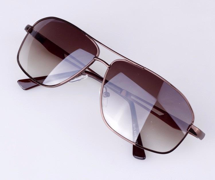91657226c83e6 Óculos De Sol Masculino Esportivo Polarizado Proteção Uv 400 - R  116,00 em  Mercado Livre