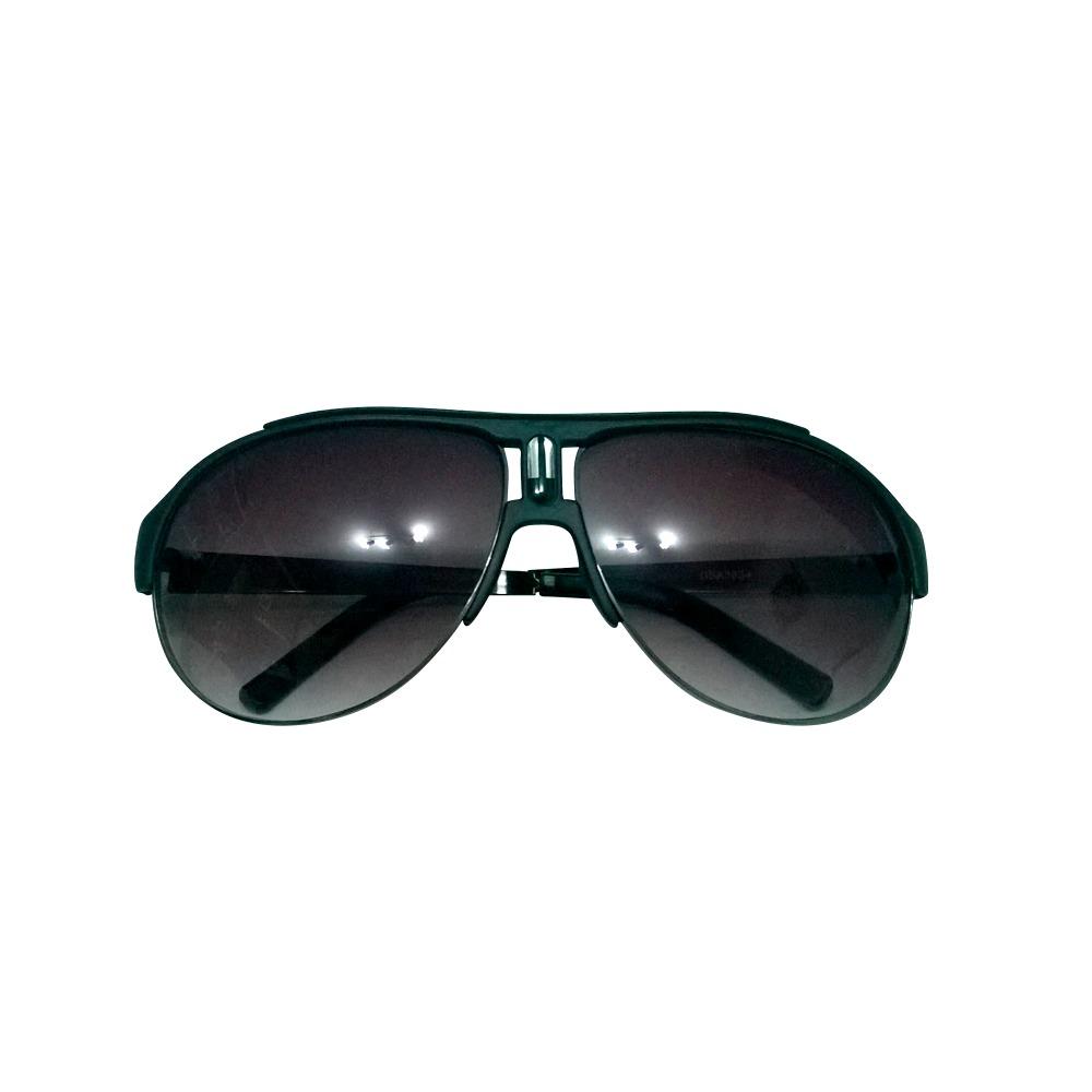óculos de sol masculino estilo grife aviador com proteção. Carregando zoom. e67c82ba9e