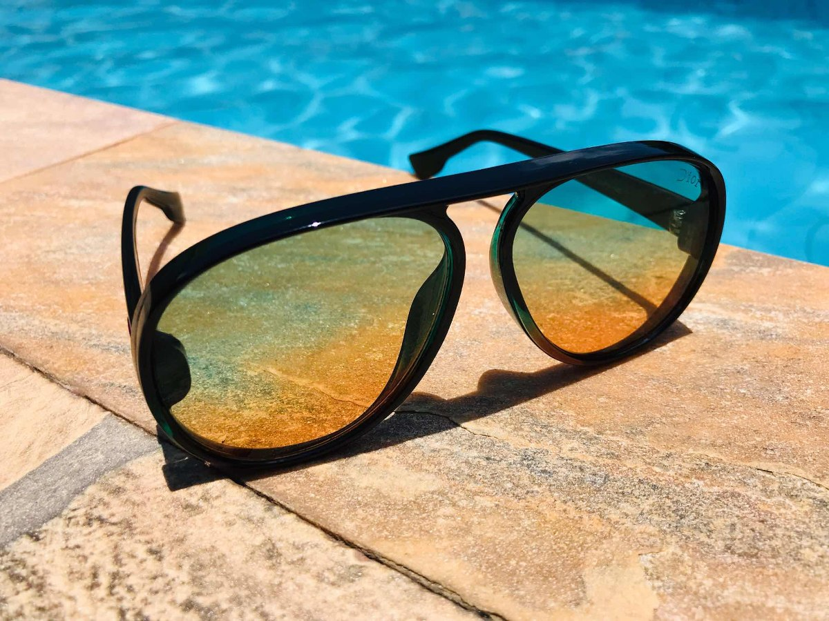 Óculos De Sol Masculino Fem Unissex Luxo 2019 Dior- - R  59,99 em ... 715d961634