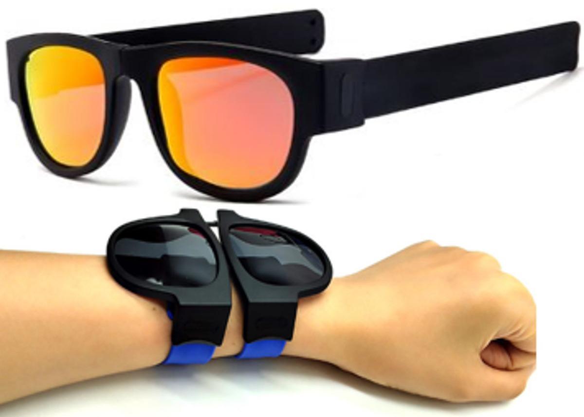 e8d11e86539d1 óculos de sol masculino feminino dobrável polarizado slap up. Carregando  zoom.