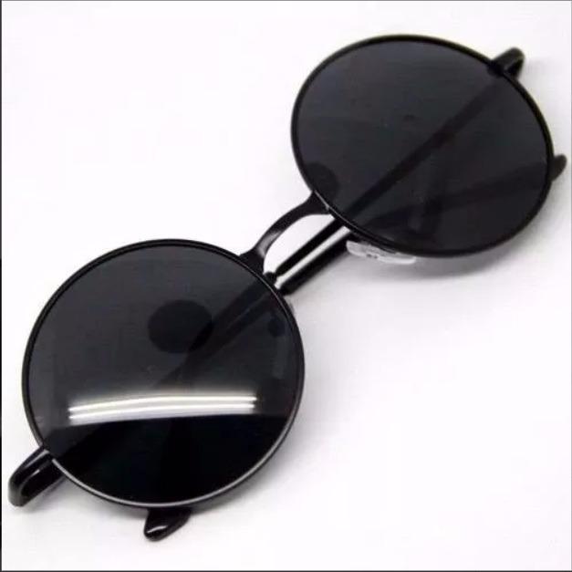 Óculos De Sol Masculino Feminino Retrô Elton John Lennon - R  35,90 ... e26c973436