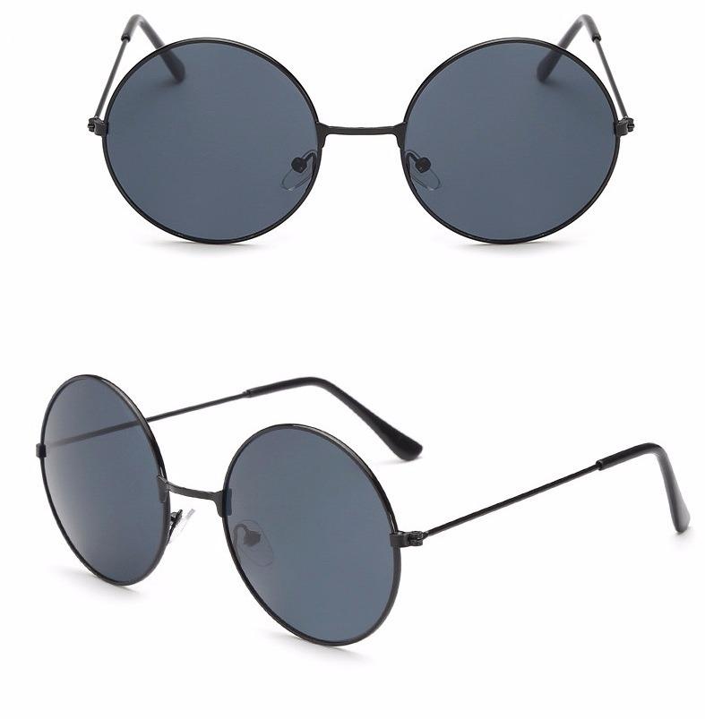 óculos de sol masculino feminino retrô elton john lennon. Carregando zoom. e3e9d2c77c