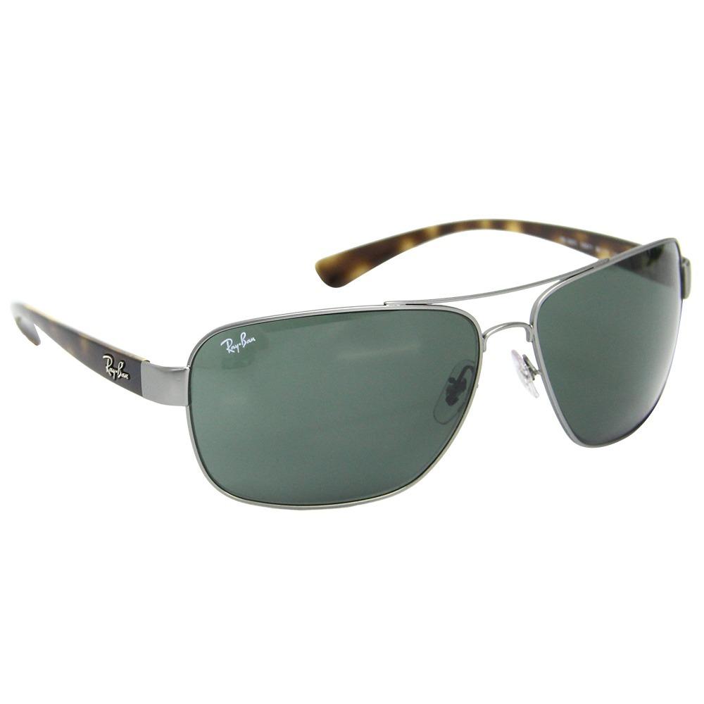 Óculos De Sol Masculino Grande Ray Ban 3567 - R  449,99 em Mercado Livre ad3b69de9e