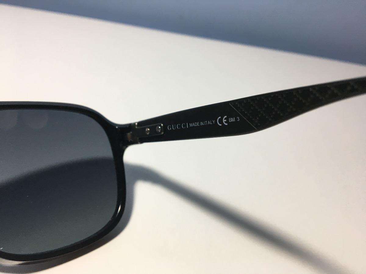 af541b18c óculos de sol masculino gucci gg 1076/s gvbhd preto/grafite. Carregando zoom .