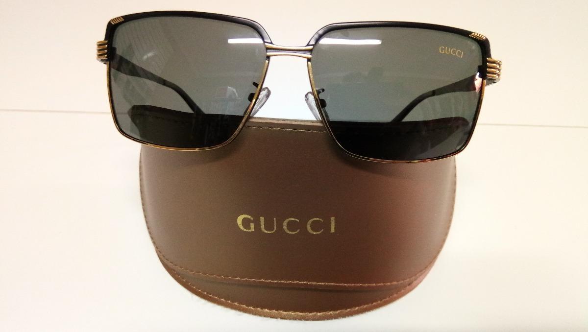 fe52705b86560 óculos de sol masculino gucci original. Carregando zoom.