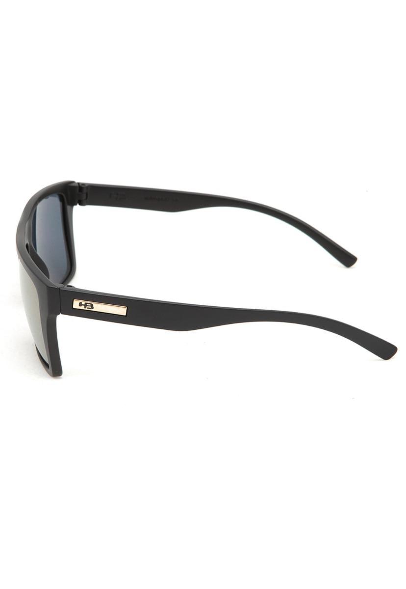 357e788e3948a óculos de sol masculino hb floyd matte black gold original. Carregando zoom.