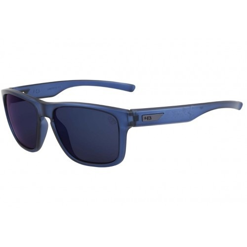 Óculos De Sol Masculino Hb H Bomb 90112 Azul - Original - R  269,00 ... e1d6dbe6b4