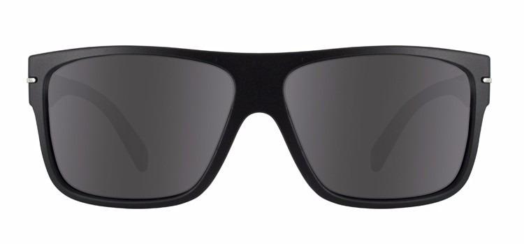 f2caf59c40f3f Óculos De Sol Masculino Hb Would Preto Fosco Verde Militar - R  249 ...