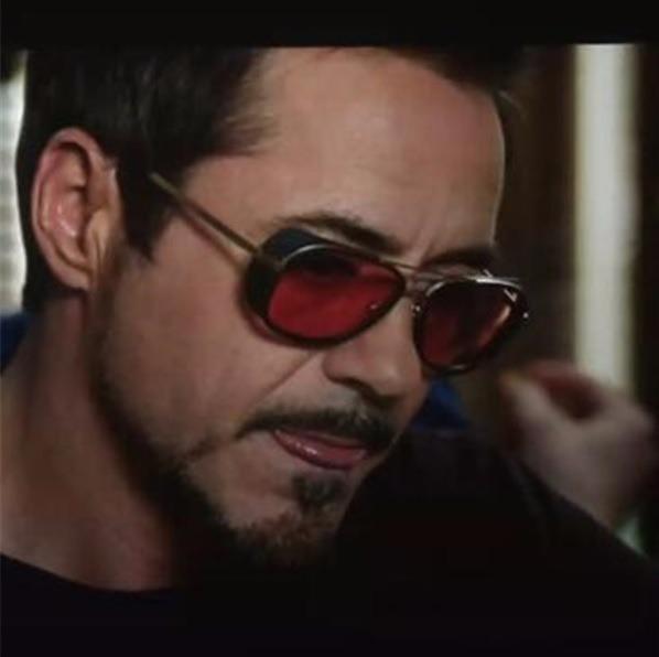96c8582105922 Óculos De Sol Masculino Homem De Ferro Original Gradiente - R  159 ...
