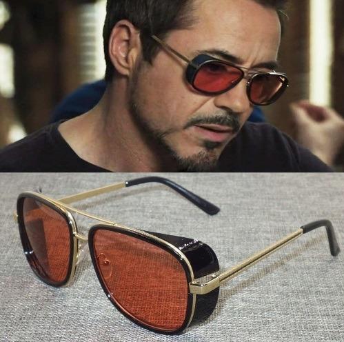 0d35111e329df Óculos De Sol Masculino Iron Man Original 2019 Ver Video De - R  149 ...