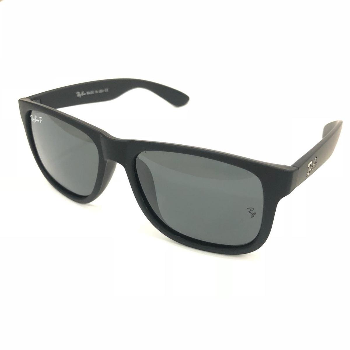 b03d93684 oculos de sol masculino justin ray ban polarizado rb4165 top. Carregando  zoom.