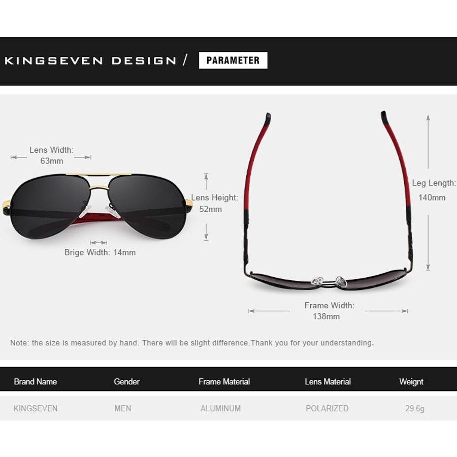 óculos de sol masculino lente polarizada uva uvb aviador k. Carregando zoom. 5e3f7a269b