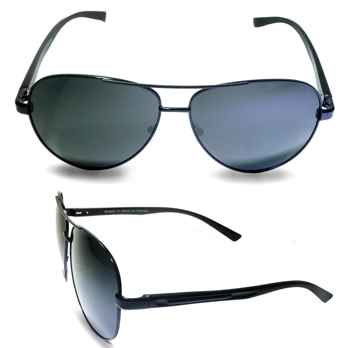 0b5fe90846970 óculos de sol masculino lentes polarizado aviador pescador. Carregando zoom.
