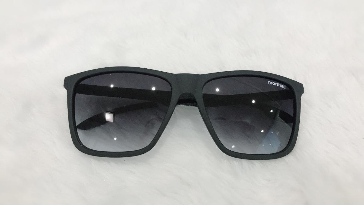 óculos de sol masculino mormaii quadrado preto fosco 2240. Carregando zoom. d0e3096447