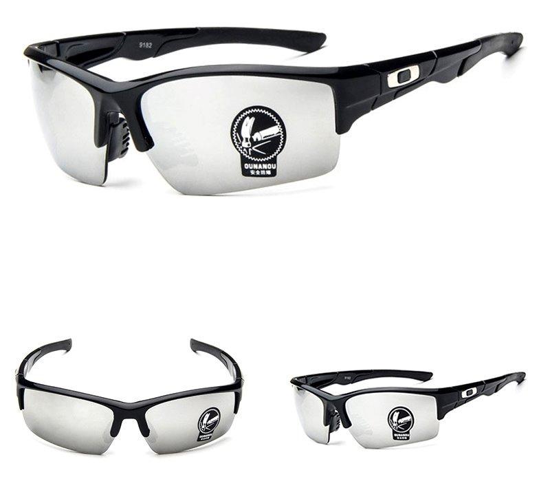 oculos de sol masculino oakley barato esport ciclismo uv-400. Carregando  zoom. be858f98a8