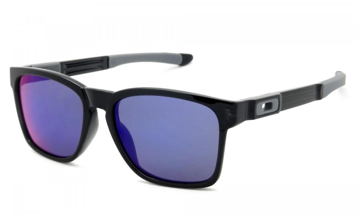óculos de sol masculino oakley catalyst oo9272 06 - original. Carregando  zoom. 022d36194c