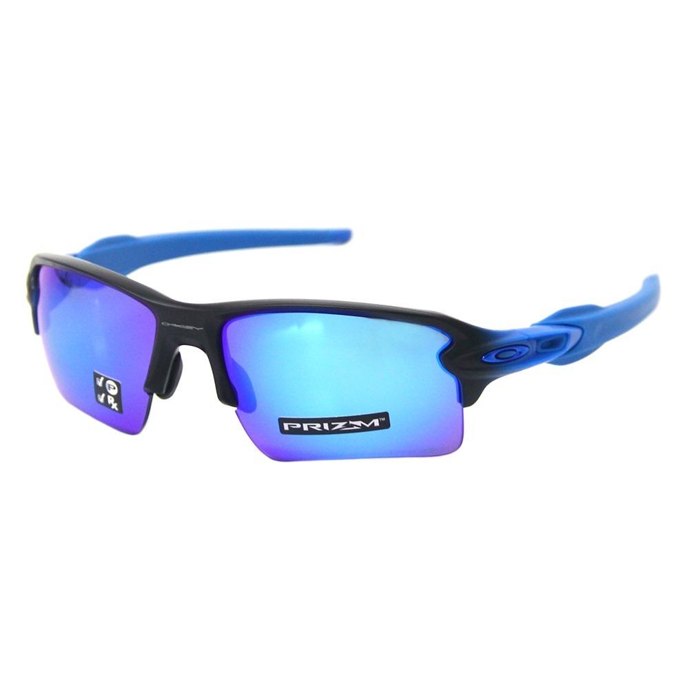 ad5d7236dc6b8 óculos de sol masculino oakley flak 2.0 oo 9188 original. Carregando zoom.