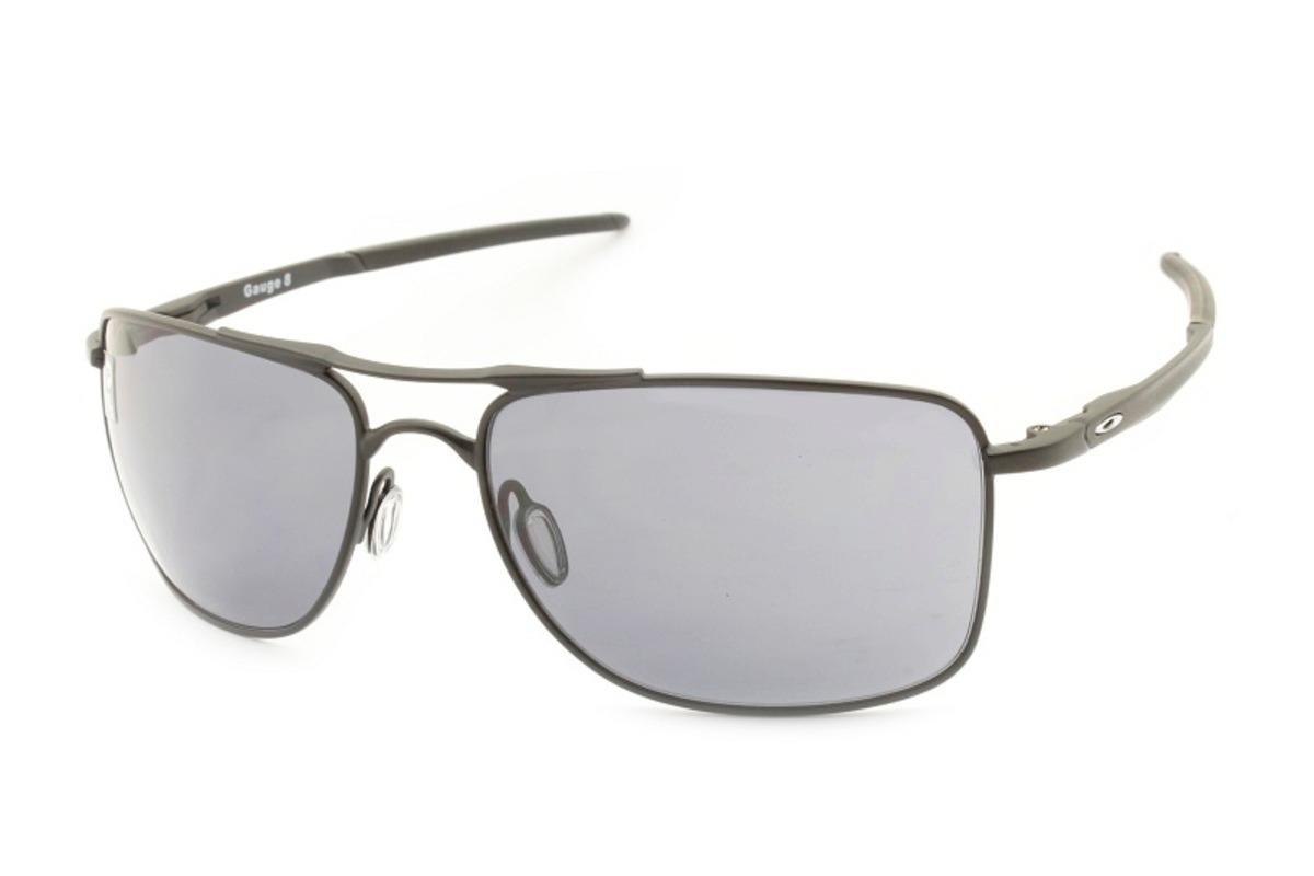 3a6b6cf9dc2a3 óculos de sol masculino oakley gauge 8 oo4124-0162 - grande. Carregando  zoom.
