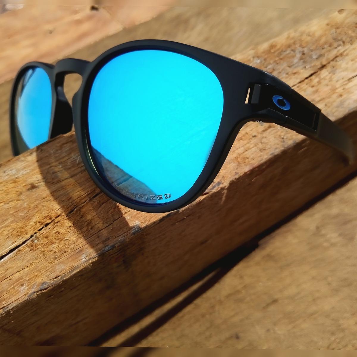 dfe85c702c3d6 oculos de sol masculino oakley latch oo9265 polarizado. Carregando zoom.