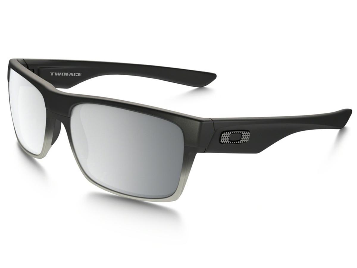 óculos de sol masculino oakley oo9189 30 twoface - original. Carregando  zoom. 8b0c12becab59