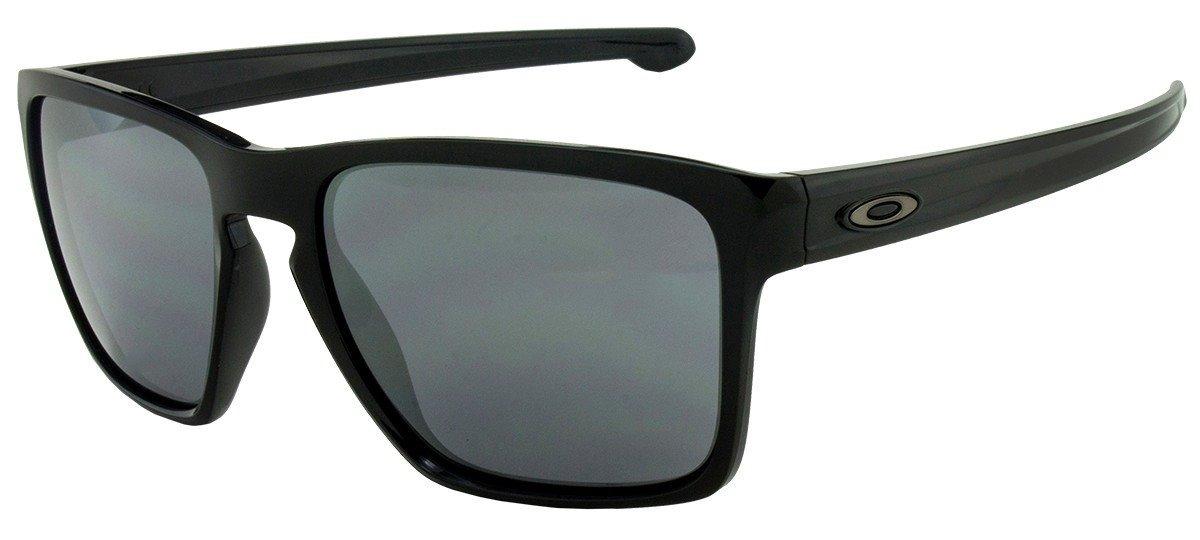 9dbea6a1cedd7 óculos de sol masculino oakley oo9341-05 sliver - original. Carregando zoom.