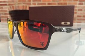 bea1b5e8d Oculos Oakley Tincan Polarizado Azul - Óculos no Mercado Livre Brasil