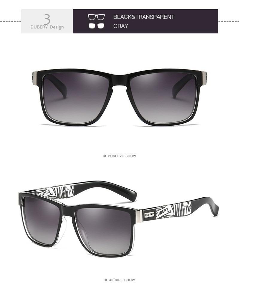 97f5647062ff2 óculos de sol masculino original dubery polarizado uv400. Carregando zoom.