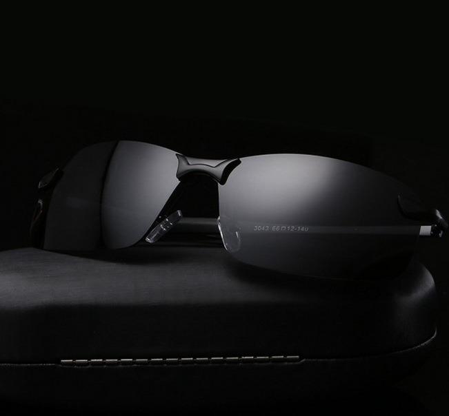 e6612c55c Óculos De Sol Masculino Polarizado Alloy Alumínio/magnésio - R$ 89 ...