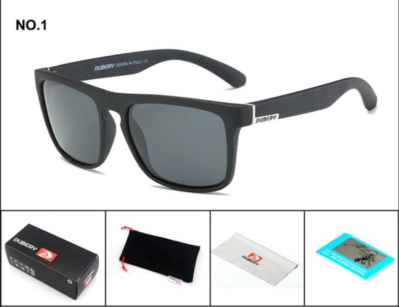 61cfa6057969e Vender um igual. oculos de sol masculino polarizado dubery proteção uva uvb.  Carregando zoom.