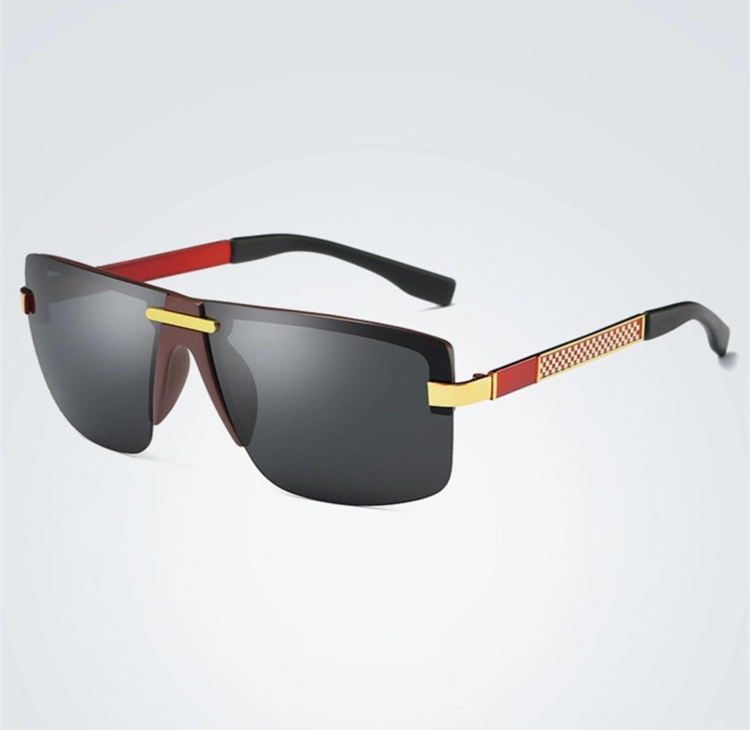 a4a9e3268 óculos de sol masculino polarizado hd moda 2019 original lux. Carregando  zoom.