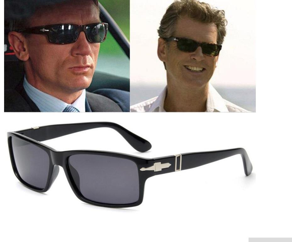 Óculos De Sol Masculino Polarizado James Bond Original P  Uv - R ... 336663bb27