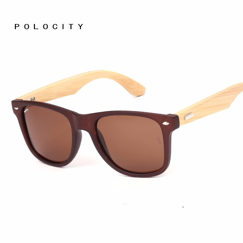 6858502f6e876 Óculos De Sol Masculino Polarizado Madeira Luxo Confortavel - R  29,90 em  Mercado Livre