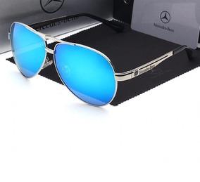 89f6354aa Oculos De Sol Mercedes Benz Dourado Masculino - Calçados, Roupas e Bolsas  no Mercado Livre Brasil