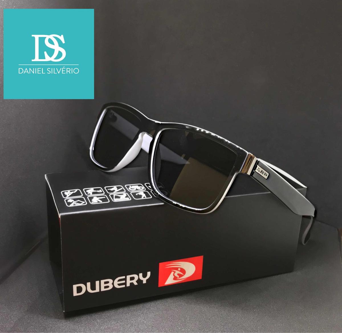 0e4ec37df4d1e óculos de sol masculino polarizado original dubery. Carregando zoom.