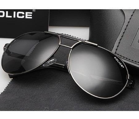 3981a85d0efe0 Óculos De Sol Masculino Polarizado - Proteção Uv - Police - R  112 ...